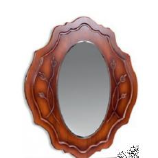 Oglinda de perete KMK Melani 2 0434.5-02 (97 cm), Орех эко / Патина орех