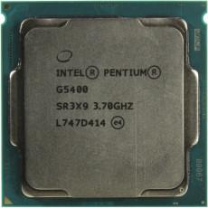 Procesor Intel Pentium G5400 Tray (3.7 GHz/4 MB/LGA1151)