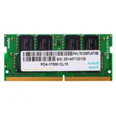 Memorie RAM 4 GB DDR4-2400 MHz Apacer