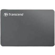 "2,5"" Hard Disk (HDD) extern 1.0 TB Transcend StoreJet 25C3, Iron Gray (USB 3.1)"