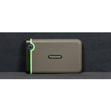 "2,5"" Hard Disk (HDD) extern 1.0 TB Transcend StoreJet 25M3S, Iron Gray (USB 3.1)"