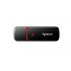 32 GB USB 2.0 Stick USB Apacer AH333, Black (AP32GAH333B-1)