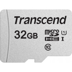 Сard de memorie microSD 32 GB Transcend (TS32GUSD300S-A)