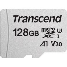 Сard de memorie microSDXC 128 GB Transcend TS128GUSD300S-A (300S)