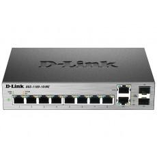 Comutator de reţea D-link DGS-1100-10/ME