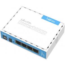 WI-FI router MikroTik hAP Lite