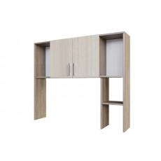 Masă pentru calculator SV - Мебель №7 (надстройка), Дуб сонома