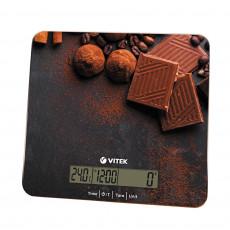 Весы кухонные Vitek VT-2404, Brown