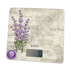 Весы кухонные Vitek VT-8020, White