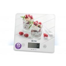 Весы кухонные Vitek VT-8034, White