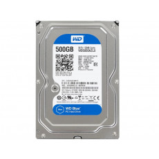 "3.5"" Hard disk (HDD) 500 Gb Caviar Blue (WD5000AZLX)"