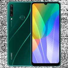 Smartphone Huawei Y6P 2020 (3 GB/64 GB) Green