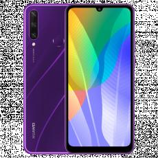 Smartphone Huawei Y6P 2020 (3 GB/64 GB) Purple