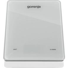 Весы кухонные Gorenje KT05LBW, White