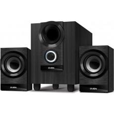 Sistem audio 2.1 Sven MS-150, 15 W, Wooden