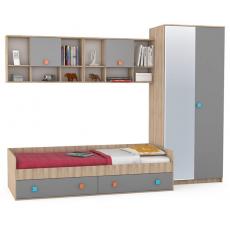 Set mobilă pentru copii Mobi Dominica 5