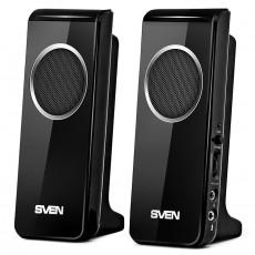 Boxe 2.0 Sven 314, 4 W, Black