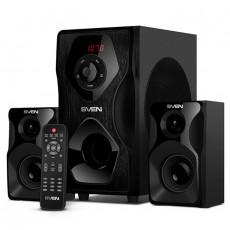 Sistem audio 2.1 Sven MS-2055, 55 W, Black