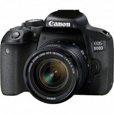 Aparat foto Canon EOS 800D, 18-55 IS STM