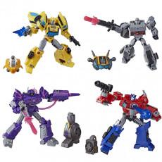 "Hasbro Transformers E7053 - Jucărie ""Transformer CYBERVERSE DELUXE"", 12 cm."