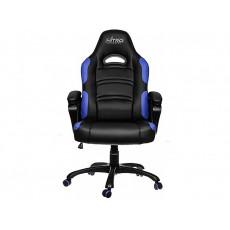 Fotoliu gaming Gamemax GCR07, Black/Blue