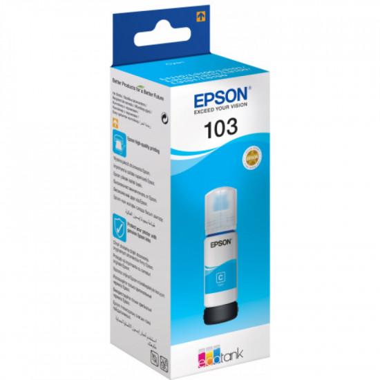 Картридж Epson T00S24A Cyan Original