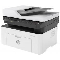 Multifunctională LaserJet Pro 137fnw, White/Black