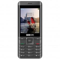 Telefon mobil Maxcom MM236, Black/Silver