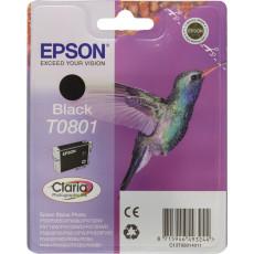 Картридж Epson T08014010 Black Оригинальные