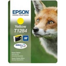 Картридж Epson T12844010 Yellow Original