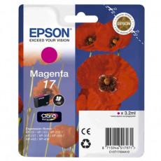 Картридж Epson T17034A10 Magenta Original