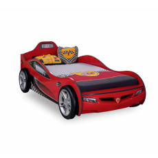 Pat masina Cilek Champion Racer Coupe, 90 x 190 cm