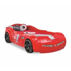 Pat masina Cilek Champion Racer Turbo Max, 90 x 195 cm