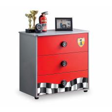 Comodă Cilek Race Cup