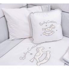 Lenjerie de pat pentru copii Cilek Cotton baby 75 x 115 cm