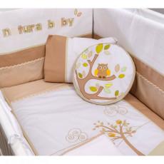 Lenjerie de pat pentru copii Cilek Natura baby 75 x 115 cm