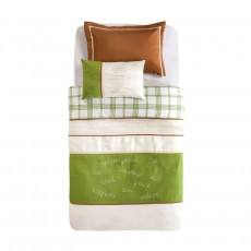 Lenjerie de pat pentru copii Cilek Freedom 100 x 120 cm cu pernă decorativă