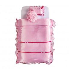 Lenjerie de pat pentru copii Cilek Lady 90-100 cm cu perne decorative