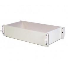 Короб Veres VR 40.14.0.06, маятниковый механизм продольный с ящиком для кроватки