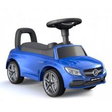 Mașină Baby Mix Alexis UR-HZ638 Mercedes AMG C63, Blue