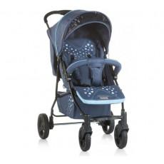 Cărucior pentu plimbare Chipolino Mixie LKMX0902MB, Blue