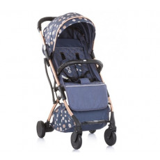 Cărucior pentu plimbare Chipolino Vibe LKVI01902DS, Denim-Blue