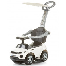 Tolocar Chipolino RR Max White (ROCRR0181WH) Mașină cu mâner, Белый