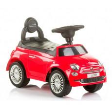 Mașină Chipolino Fiat 500 ROCFT0182RE, Red