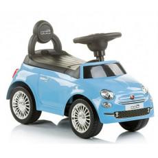 Mașină Chipolino Fiat 500 ROCFT0183BL, Blue