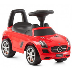 Mașină Chipolino Mercedes Benz SLS AMG ROCMB0152RE, Red