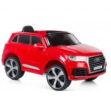 Mașină electrică Chipolino SUV AUDI Q7 ELJAUQ703RE, Red