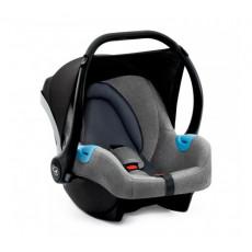 Scaun auto KinderKraft Mink KKFMINKGRM0000, Grey