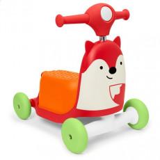 Trotinetă Skip Hop Ride On 3 in 1 Fox