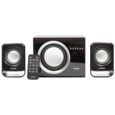 Sistem audio 2.1 Sven MS-300, 12 W, Black